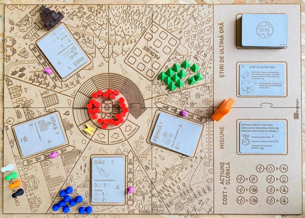K2- Pionier City Game